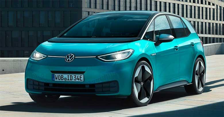 Volkswagen Id3 - electric car